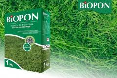 BIOPON trawnik zachwaszczony