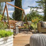 Beautiful villa patio idea