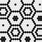 MINI HEXAGON Bee 2x2 Pattern