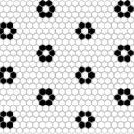 MINI HEXAGON Flower 2x2 Pattern