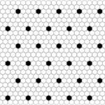 MINI HEXAGON Spot 2x2 Pattern