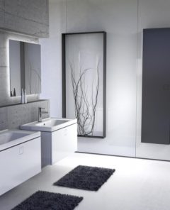 Kolekcja mebli łazienkowych NODO | Defra