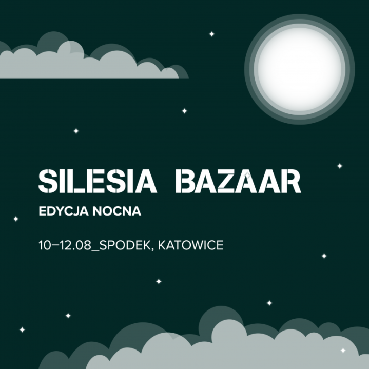 plakat Silesia Bazaar