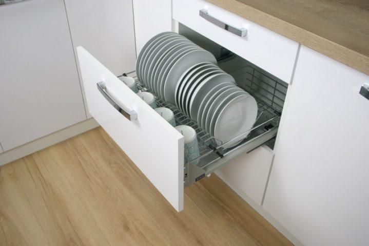 REJS szuflada Multi na talerze