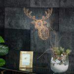 Dekoria.pl, dekoracja Gold Deer Led
