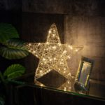 Dekoria.pl, dekoracja Gold Star Led