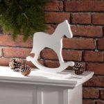 Dekoria.pl, dekoracja Rocking Horse white
