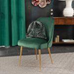 Dekoria.pl, krzesło Essence green