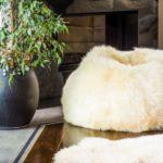 Sakwa Solid Premium znaturalnej skóry owczej