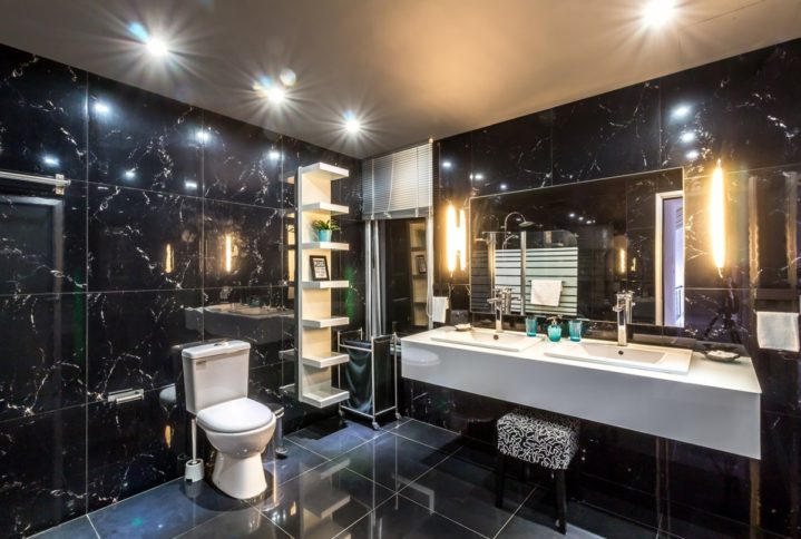 6 Absolutnie Podstawowych Zasad Oświetlenia łazienki