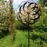Rzeźba wiatrowa Granchester