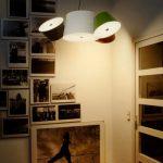 Lampa wisząca zkolekcji Tam Tam, Marset
