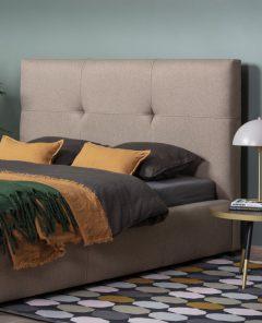 Łóżko tapicerowane Lily marki Comforteo_fot. Comforteo (3)